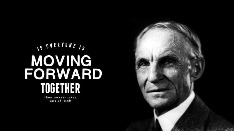 Ford Quote Impressive Ford Quote Endearing 38 Memorable Henry Ford Quotes  Motivational