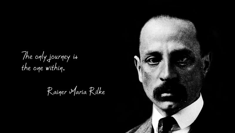 Images With Quotes By Rilke. QuotesGram