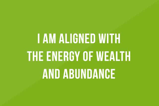 10 Money Affirmations That Really Work! (images) - Positive ...