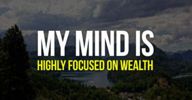 abundance affirmations wealth affirmations