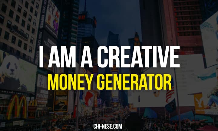 money law of attraction