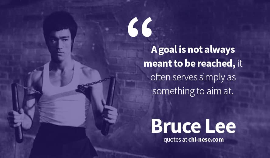 Bien connu 12 Most Powerful Bruce Lee Quotes (images) - Bruce Lee quotes LJ27
