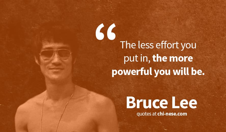 Super 12 Most Powerful Bruce Lee Quotes (images) - Bruce Lee quotes QT75