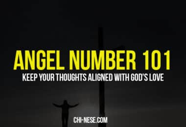 angel number 101
