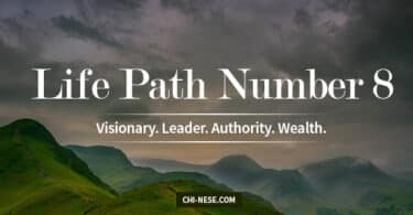 life path number 8 numerology