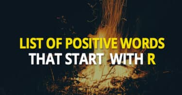 List of Positive Words That Start With E - Words Starting With E