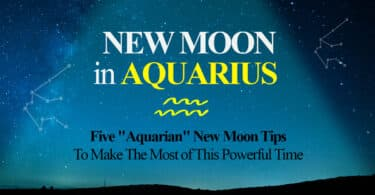 new moon in aquarius 2018