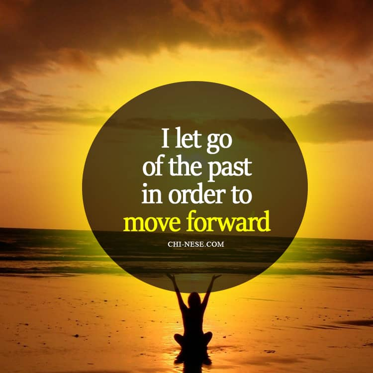 Meditation For Letting Go of The Past