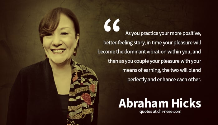 esther abraham hicks quotes