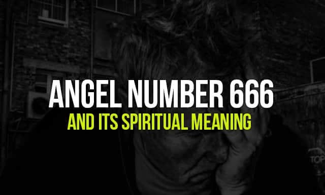 Angel Number 666 And Its Spiritual Meaning - Devil's Number