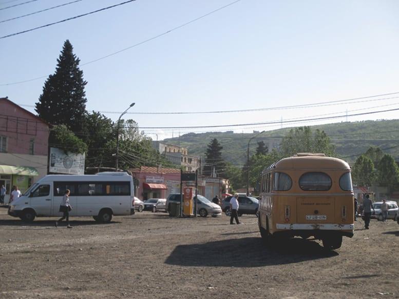 tbilisi didube bus station