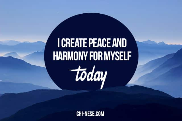affirmations for happiness in life
