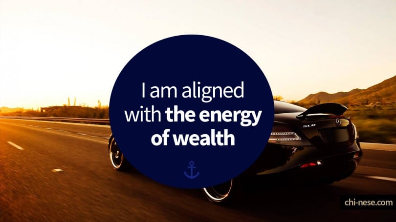 wealth affirmations