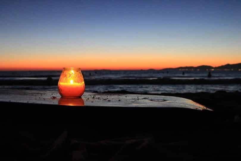 spiritual candle colors