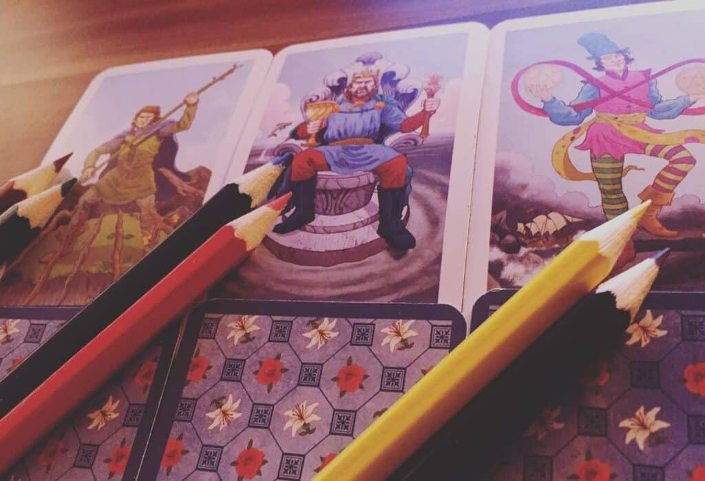 Meanings of Colors in Tarot: Hidden Symbolism Behind Colors