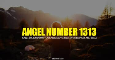 angel number 1313