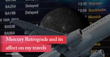mercury retrograde travel
