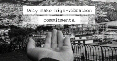 raise vibration instantly