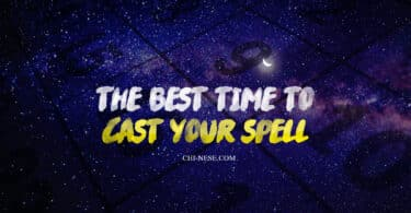 Best time to cast spells