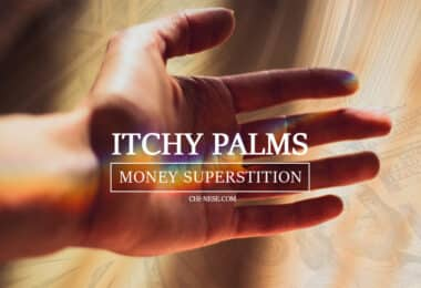 itchy palms money