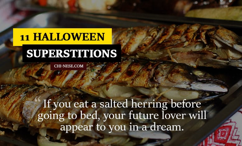 halloween superstitions