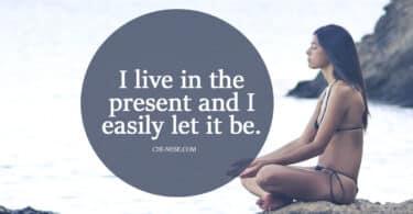 meditation affirmations