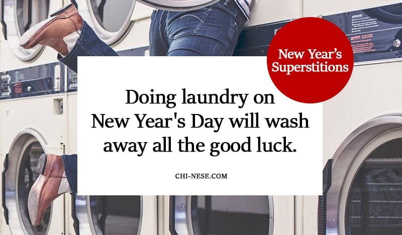 superstitions about new year's eve