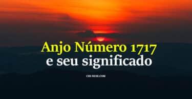 anjo número 1717