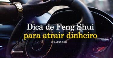 Feng shui para atrair dinheiro