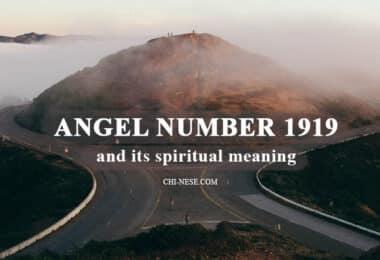 angel number 1919
