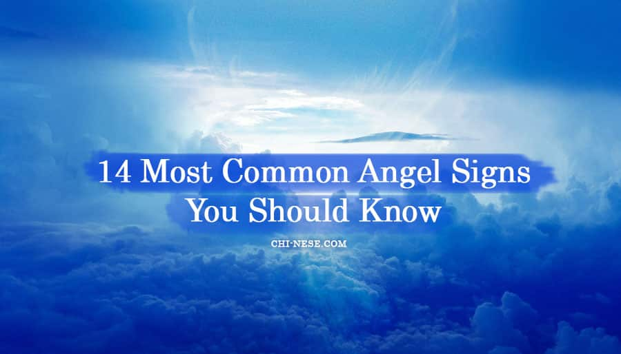 14 Most Common Angel Signs And Symbols You Should Know - Law