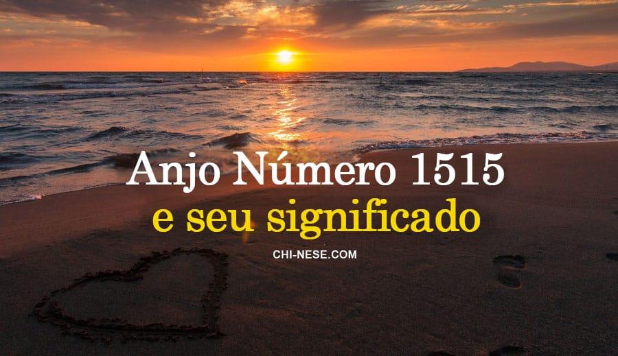 anjo número 1515