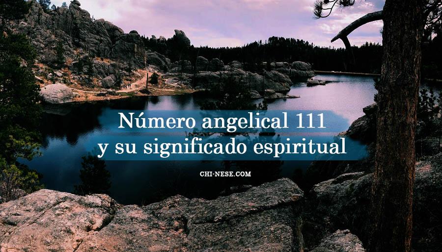 número angelical 111