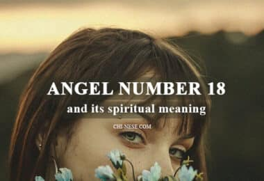 angel number 18