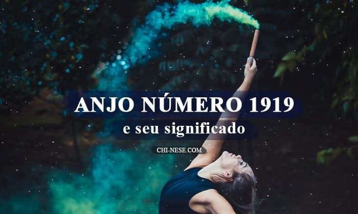 anjo número 1919
