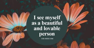 beauty affirmations