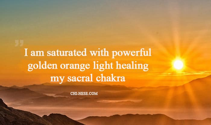 Powerful Sacral Chakra Affirmations To Unleash Healing