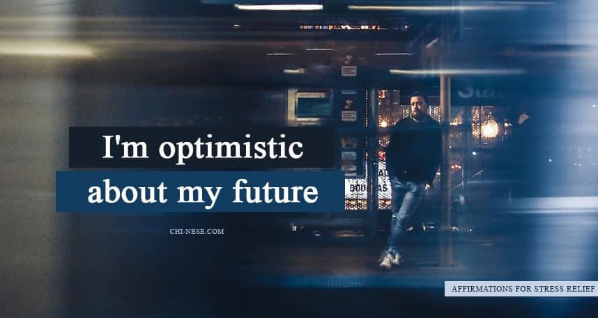affirmations for optimism