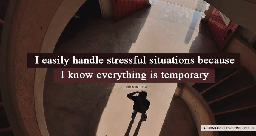 affirmations for depression