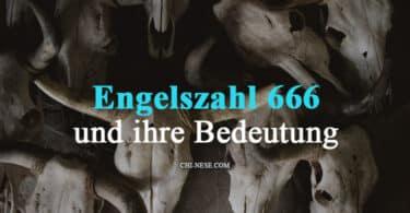 engelszahl 666 bedeutung