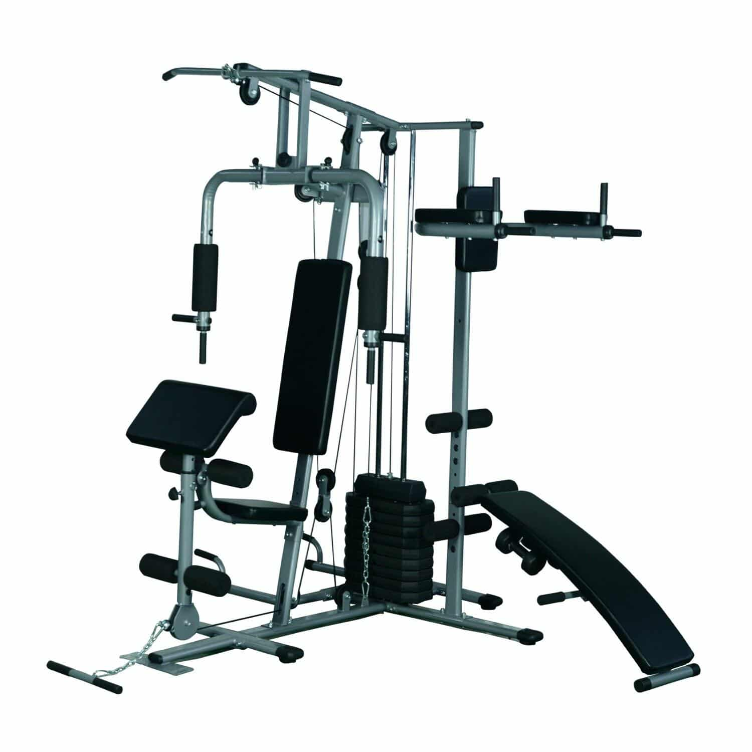 equipment gym fitness guide ultimate machine station selecting exercise workout training gyms strength stack