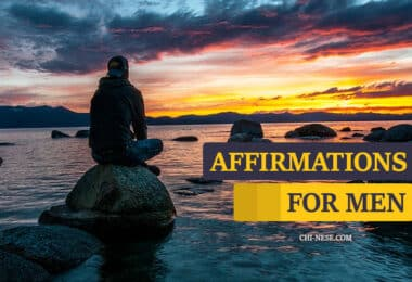 affirmations for men