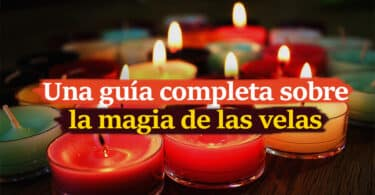 la magia de las velas