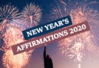 new year's affirmations 2020