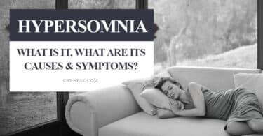 hypersomnia causes symptoms
