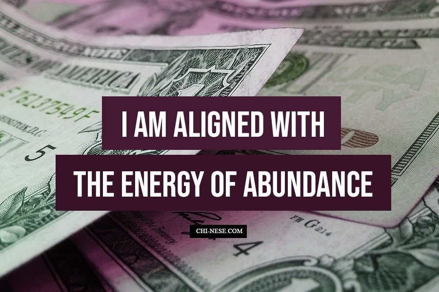 money affirmations 2020