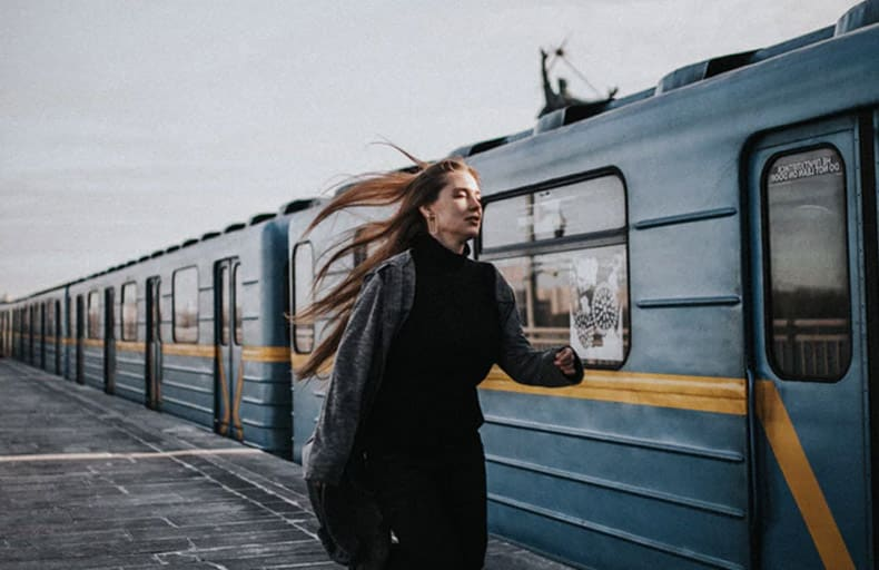 dream about train