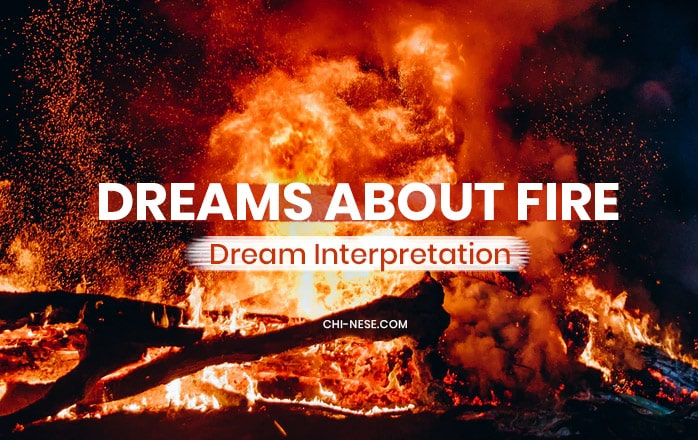 dream about fire