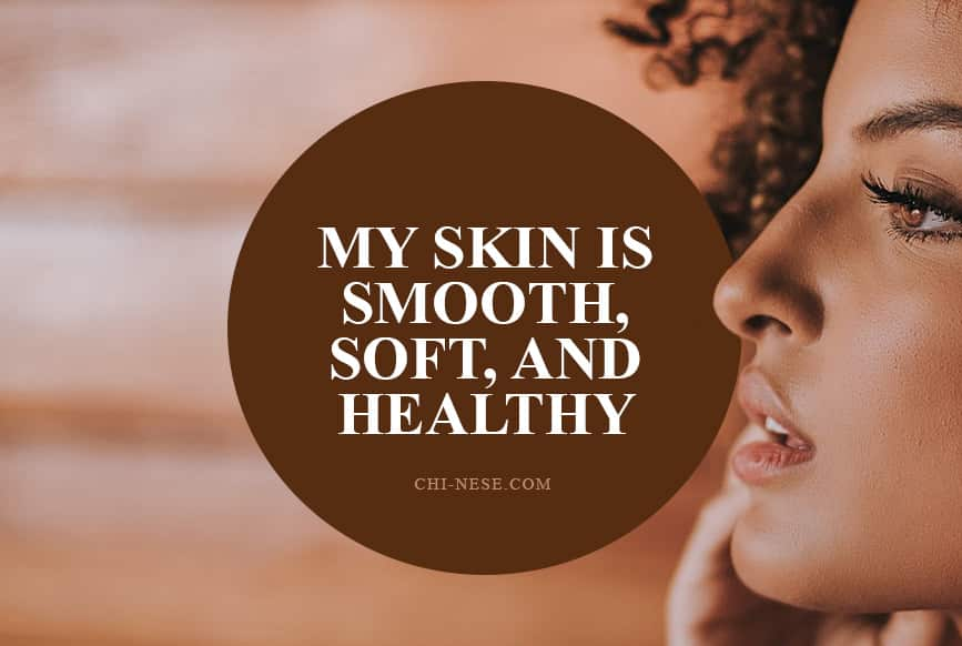 acne affirmations