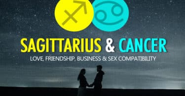 sagittarius and cancer compatibility